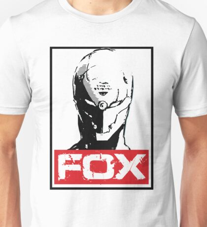 The Fox 02 Unisex T-Shirt