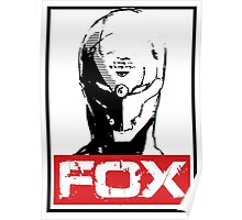 The Fox 02 Poster