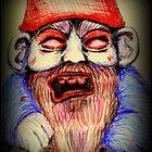 Zombie Gnome by Hanzibob