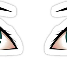 Stylized eyes 5 Sticker