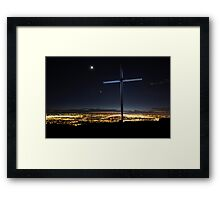 Watching Over Framed Print