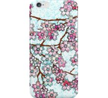 Sakura (Cherry Blossom) Tree  iPhone Case/Skin