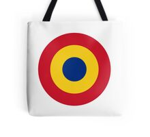 Roundel of the Romanian Air Force Tote Bag