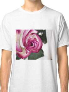 Pink rose 4 Classic T-Shirt