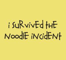 Noodle Incident  Kids Clothes