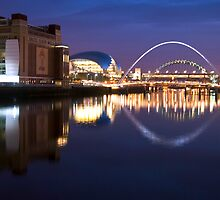 The New Face of the Quayside by KevM