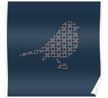 Bird Spot Poster