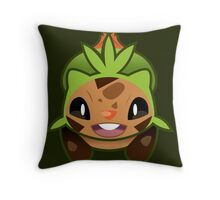 BulVariant Chespin Throw Pillow