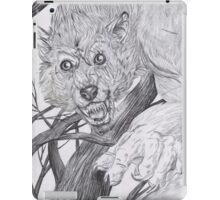 Werewolf 2 iPad Case/Skin