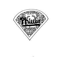 Phillies baseball stadium Photographic Print
