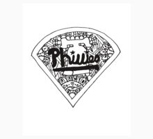Phillies baseball stadium Kids Tee