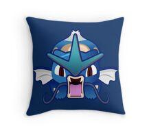 BulVariant Gyarados  Throw Pillow