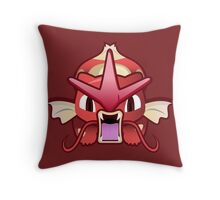 BulVariant Shiny Gyarados  Throw Pillow