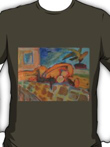 LAZY AFTERNOON(C2013) T-Shirt