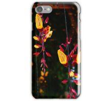 hanging garden iPhone Case/Skin