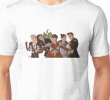 Dragon Riders AU Unisex T-Shirt
