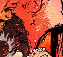 Flamenco Sticker