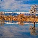 November on the Front Range by Gary Lengyel