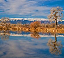 November on the Front Range by Gary Lengyel