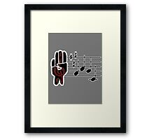 Song of the Liberated - The Hunger Games Framed Print