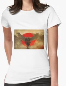 Sova... Womens Fitted T-Shirt