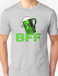 Green Beer BFF Funny St Patrick's Day Tee T-Shirt