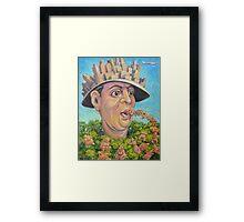 Be Fruitful and Multiply Framed Print