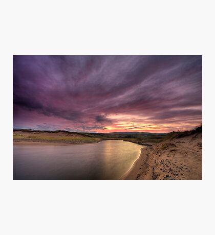 Inverness Beach Sunrise Photographic Print