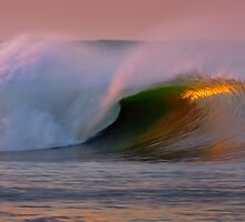 Ventura Dawn Wave by David Orias