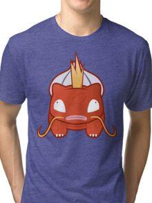 BulVariant Magikarp Tri-blend T-Shirt