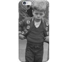 Vintage Chicago 049 iPhone Case/Skin