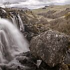 Loup of Fintry waterfall by PigleT
