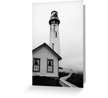 pigeon point Greeting Card