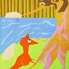 The Fox And Squirrel by Jessica Slater