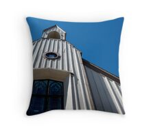 chapel Throw Pillow