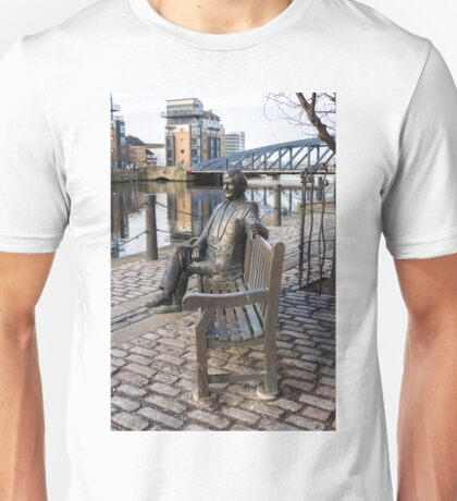 Sandy Irvine Robertson OBE Unisex T-Shirt