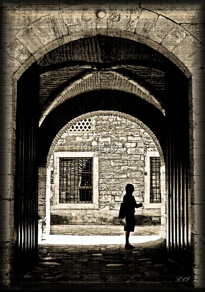 A Door to Hope, Topkapi Palace, Turkey by Kuzeytac