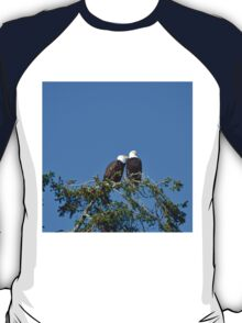 Two Bald Eagles T-Shirt