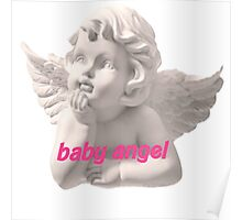 Baby Angel Poster