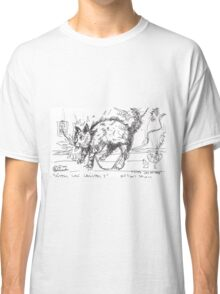 KITTYS LAST CHRISTMAS(C2007) Classic T-Shirt