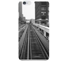 Vintage Chicago 059 iPhone Case/Skin