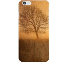 Single Tree iPhone Case/Skin