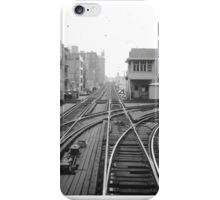 Vintage Chicago 061 iPhone Case/Skin