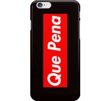 Supreme Pena iPhone Case/Skin