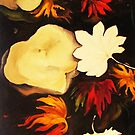 Autumn in Water I by Barbora  Urbankova
