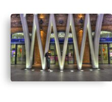 King's Cross Concourse Canvas Print