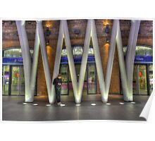 King's Cross Concourse Poster