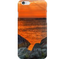 A Sailor's Delight  iPhone Case/Skin