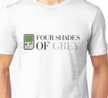 Game Boy - Four Shades of Grey Unisex T-Shirt