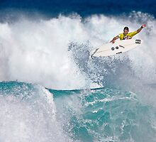 Andy Irons by David Orias